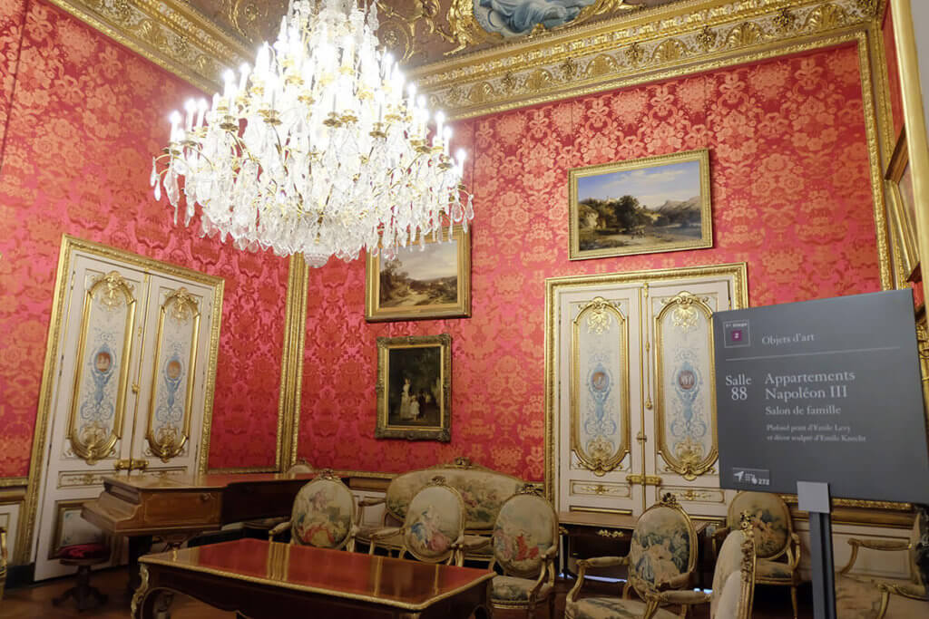 The top things in the Louvre, Paris